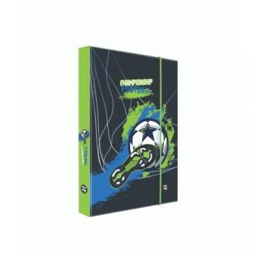 Box na zošity A4 futbal