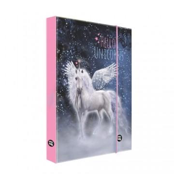 Box na zošity A4 Unicorn 1