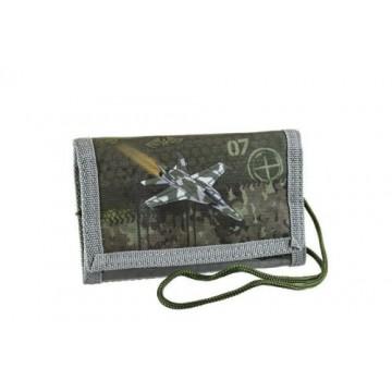 Peňaženka na krk Air force