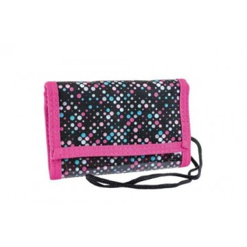 Peňaženka na krk Dots