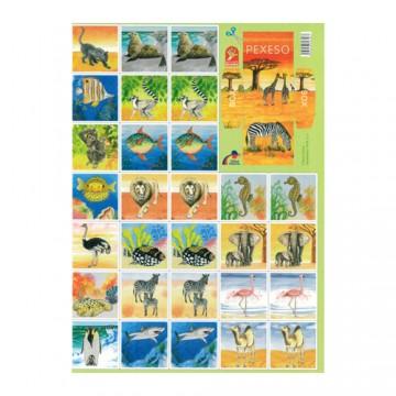 Pexeso Akim - Svet zvierat