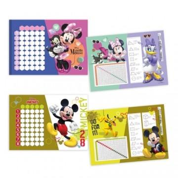 Rozvrh hodín - Mickey