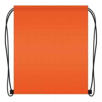 Vrecko na prezuvky 41x34 cm - oranžové