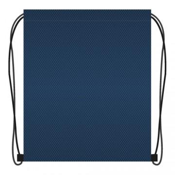 Vrecko na prezuvky 41x34 cm - tmavo modré