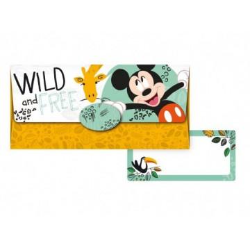 Obálka na peniaze Disney 55- 069 (Mickey)