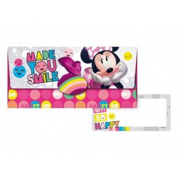 Obálka na peniaze Disney 55- 070 (Minnie)