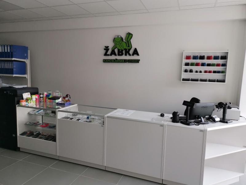 Office paradise - Žabka